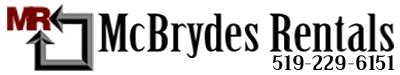 McBrydes Rentals